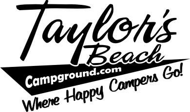 Taylor's Beach Campground logo